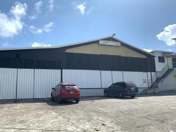 Nave Grande Zona Industrial De Haina