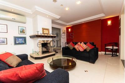 Casa Com 4 Dormitórios Para Alugar, 374 M² Por R$ 6.200/mês - Alphaville Graciosa - Pinhais/pr - Ca1958