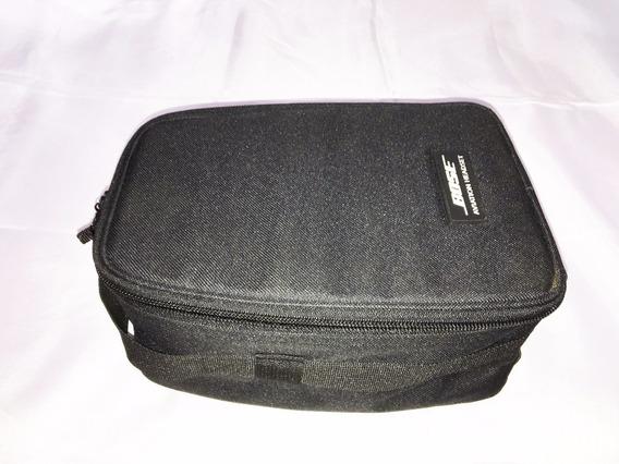 Case Estojo Para Fone Bose A20 E A10 - Original