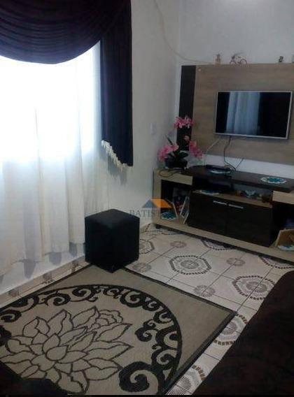 Casa Com 3 Dormitórios À Venda, 100 M² Por R$ 230.000 - Jardim Residencial Santina Paroli Peccinino - Limeira/sp - Ca0995