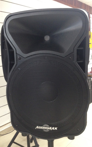 Bocina Amplificada Recargable Bluetooth Usb Radio Fm