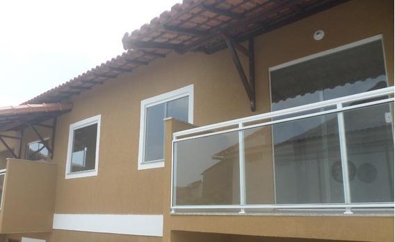 Casa Em Porto Da Pedra, São Gonçalo/rj De 56m² 2 Quartos À Venda Por R$ 215.000,00 - Ca372344