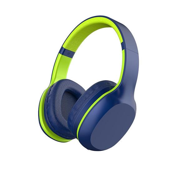 Fone De Ouvido Xtrax Groove Azul 800991 E Nota Fiscal