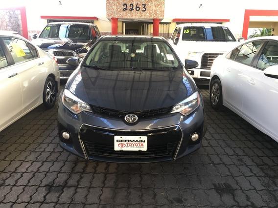 Toyota Corolla Tipo S 2014