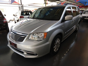 Chrysler Town & Country 3.6 Touring 5p 2012 Prata