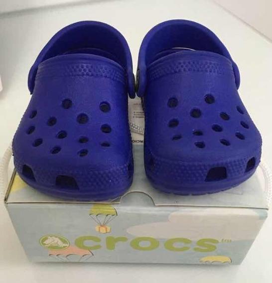 Sandália Crocs Littles Infantil - 20-21