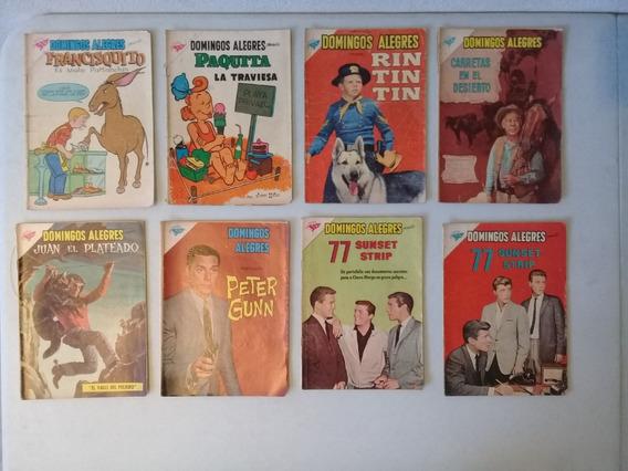 Comics Clásicos De Cine Y Domingos Alegres