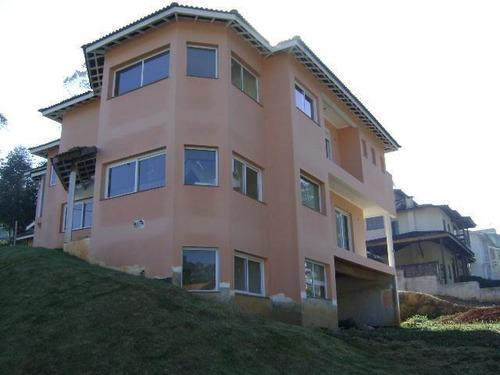 Casa Com 4 Dormitórios Suítes À Venda, 440 M² Por R$ 1.200.000 - Parque Das Artes - Embu Das Artes/sp - Ca0736