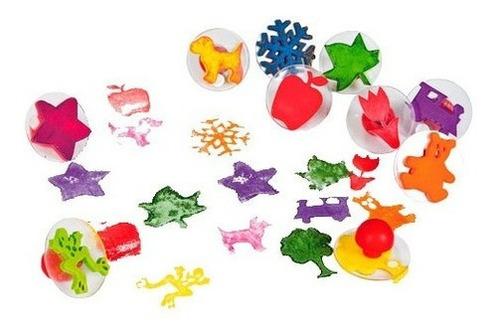 Set De Timbres De Juegos Imaginativos