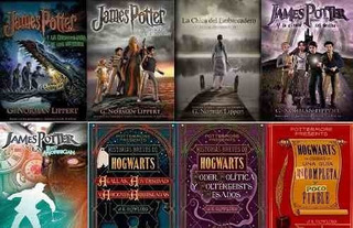 Pack Especial Completo - Harry Potter - 33 Libros - Pdf