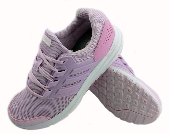 Zapatillas adidas Mujer Galaxy 4 Lila B43835 Full Eezap