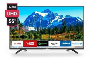 Smart Tv Bgh 55 4k Uhd Tda Led Netflix Ble5517rtui Ultra Hd