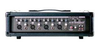 Consola Potenciada Phonic Power410 100 Watts