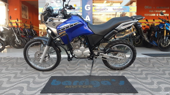 Yamaha Xtz 250cc Teneré Ano 2016 Azul Impecável