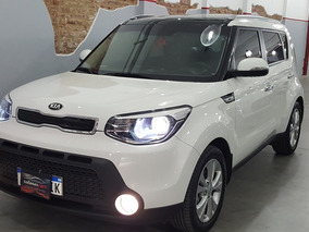 Kia Soul Ex 1.6 At Full Única Permuto