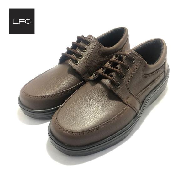 Zapatos De Hombre Confort 100% Cuero Legitimo (23/857)