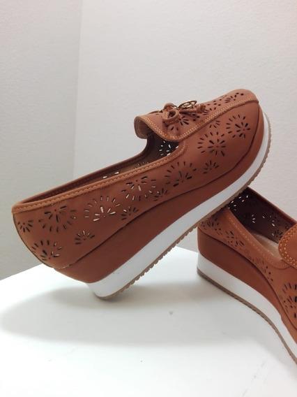 Bellísimos Zapatos Flats Con Suela Tipo Eva