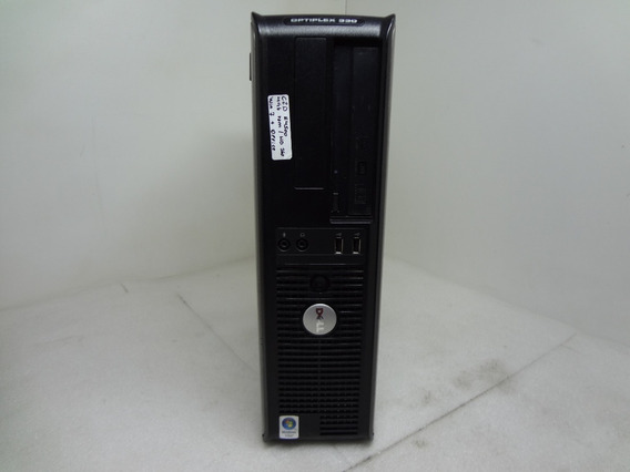 Computador Dell Optiplex Core 2 Quad 4gb Ddr3 Hd 160gb