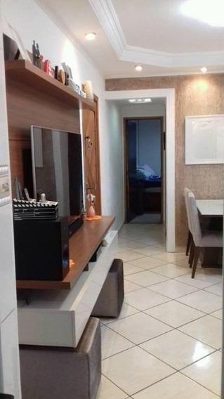 Apartamento - Padrão, Para Venda Em Cubatão/sp - Cod0201