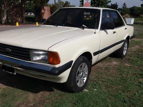 Ford Taunus Ghia 2.3 1982 Impecable 2 Dueño!