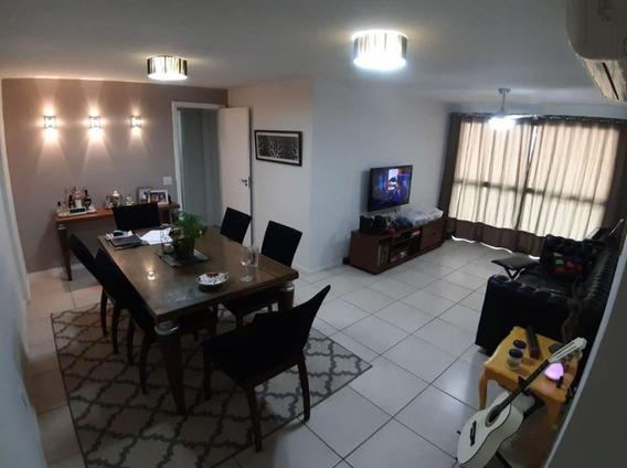 Lindo Apartamento, Frente, Varandão, Salão - Ap4280