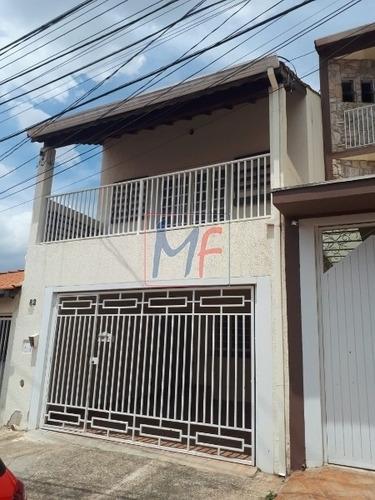 Imagem 1 de 30 de Ref: 13.375 - Linda Casa No Bairro Jardim Itamaracá - Indaiatuba Com 3 Quartos (1 Suíte), Sala, Cozinha Área Com Churrasqueira, 125 M². - 13375