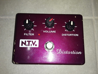 Pedal Nativo Distortion Dt-3