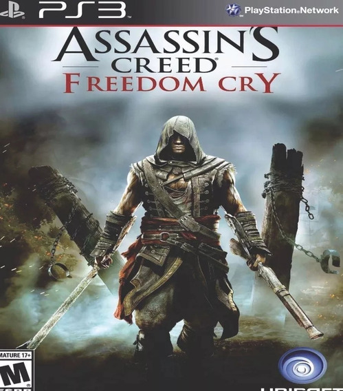 Assassins Creed Freedom Cry Original Ps3 Psn