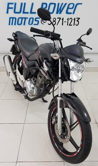 Honda Cg Fan 160 Esdi 2017/17