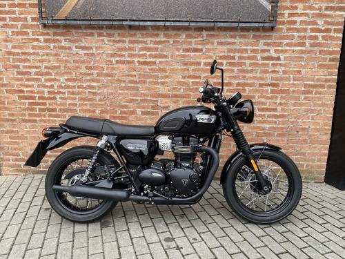 Triumphbonneville T100 Black 2019