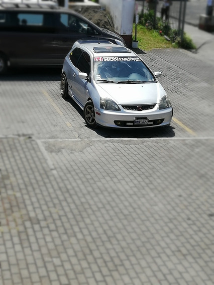 Honda Civic Ep3 Si