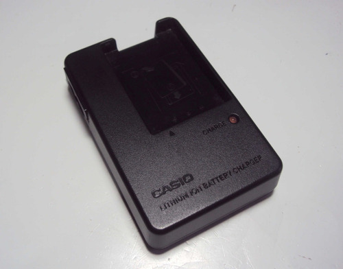 Carregador Casio Modelo: Bc-11l - Original