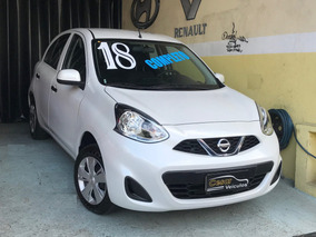 Nissan March 1.0 S 12v Flex 2018 Completo