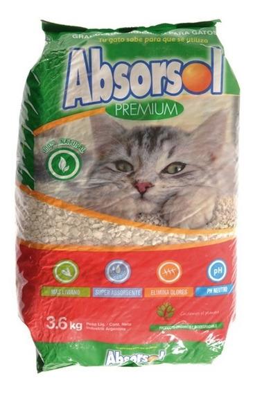 Piedritas Absorsol Premium 3.6k