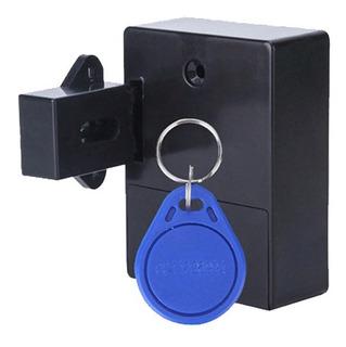 Cerradura Digital Para Gabinete Negro, Para Mueble, Gaveta