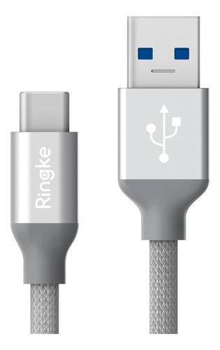 Imagen 1 de 9 de Cable Usb C 3.1 Ringke Carga Rapida Super Resistente Premium