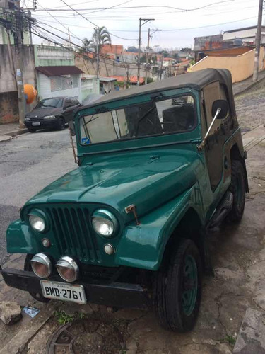 Jeep Willys 4x4 6c