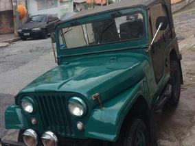 Jeep Willys 4x4 6c