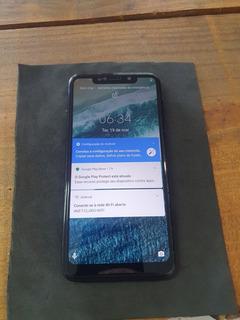 Motorola Moto One 64gb De Memória 4gbde Han