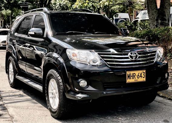 Toyota Fortuner 2.7 4x2 Blindada
