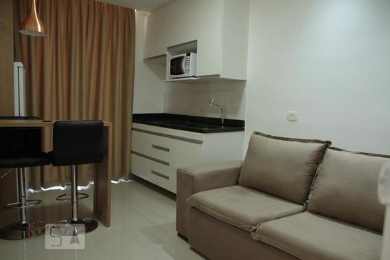 Apartamento Para Aluguel - Vila Augusta, 1 Quarto, 38 - 893049043