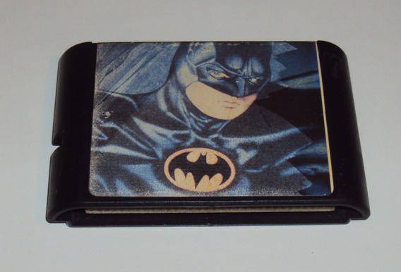 Batman Para Mega Drive