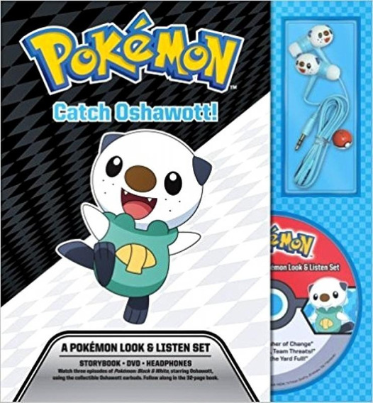 Pokémon - Catch Oshawott! - A Pokémon Deluxe Look & Listen