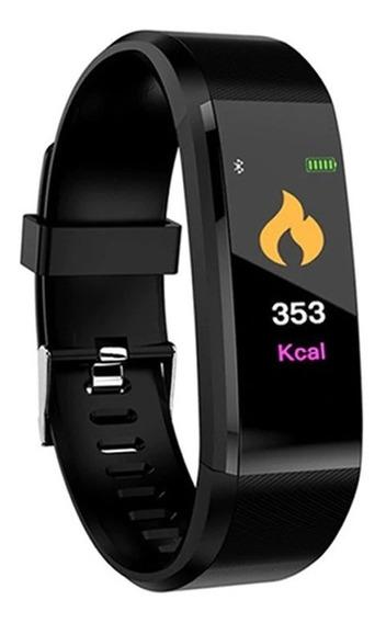 Reloj Pulsera Inteligente Smart Band Fitness Ritmo Cardiaco