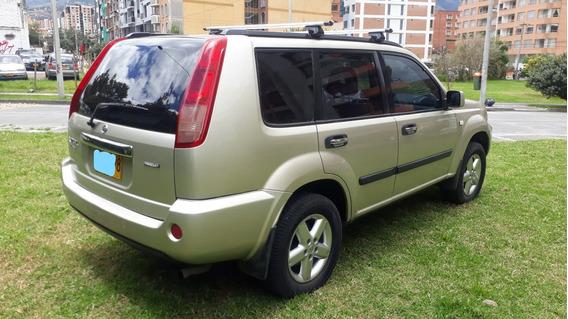 Nissan X-trail Classic 4x4 Mecanica Perfecto Estado