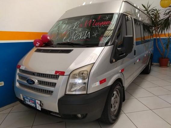 Transit 2.4 Van Turbo Diesel 3p Manual