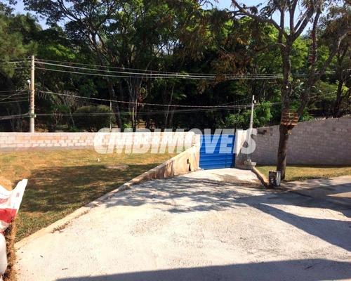 Chácara A Venda Parque Jatibaia Souzas Campinas - Ch03100 - Ch03100 - 34725990