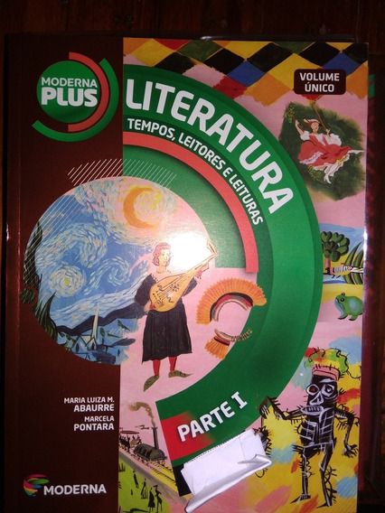 Livro Literatura - Tempos,leitores E Leituras Volume Único.
