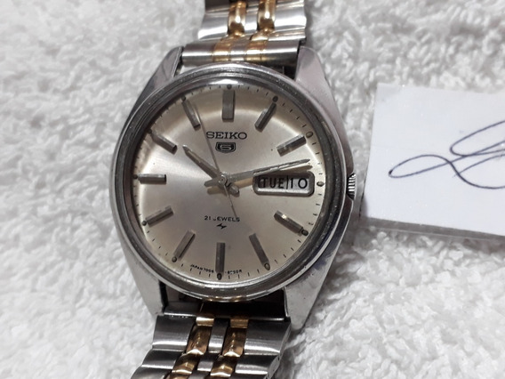 Relógio Seiko 7006, Masculino, Automático !