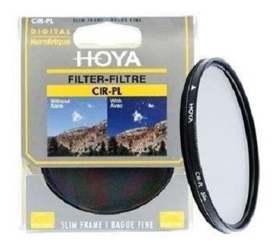 Filtro Hoya Cir-pl 67mm Polarizador Circular Slim Frame